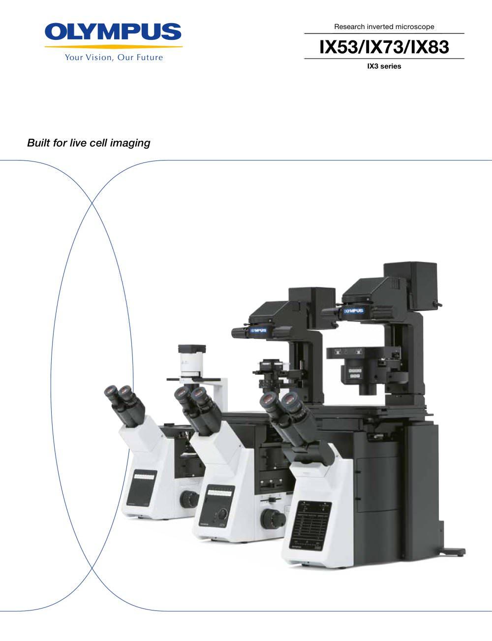 ix71 ix81 family brochure olympus microscopy europa pdf rh pdf medicalexpo com