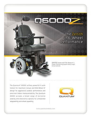 Quantum 6000Z - Pride - PDF Catalogs   Technical Documentation
