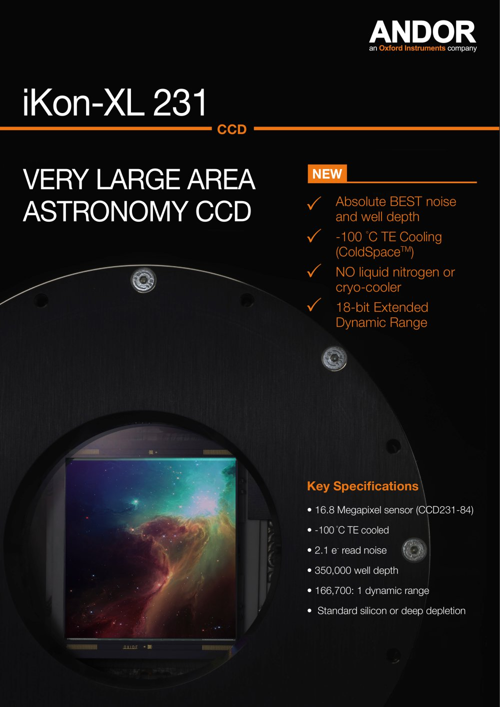 Ccd astronomy pdf the new