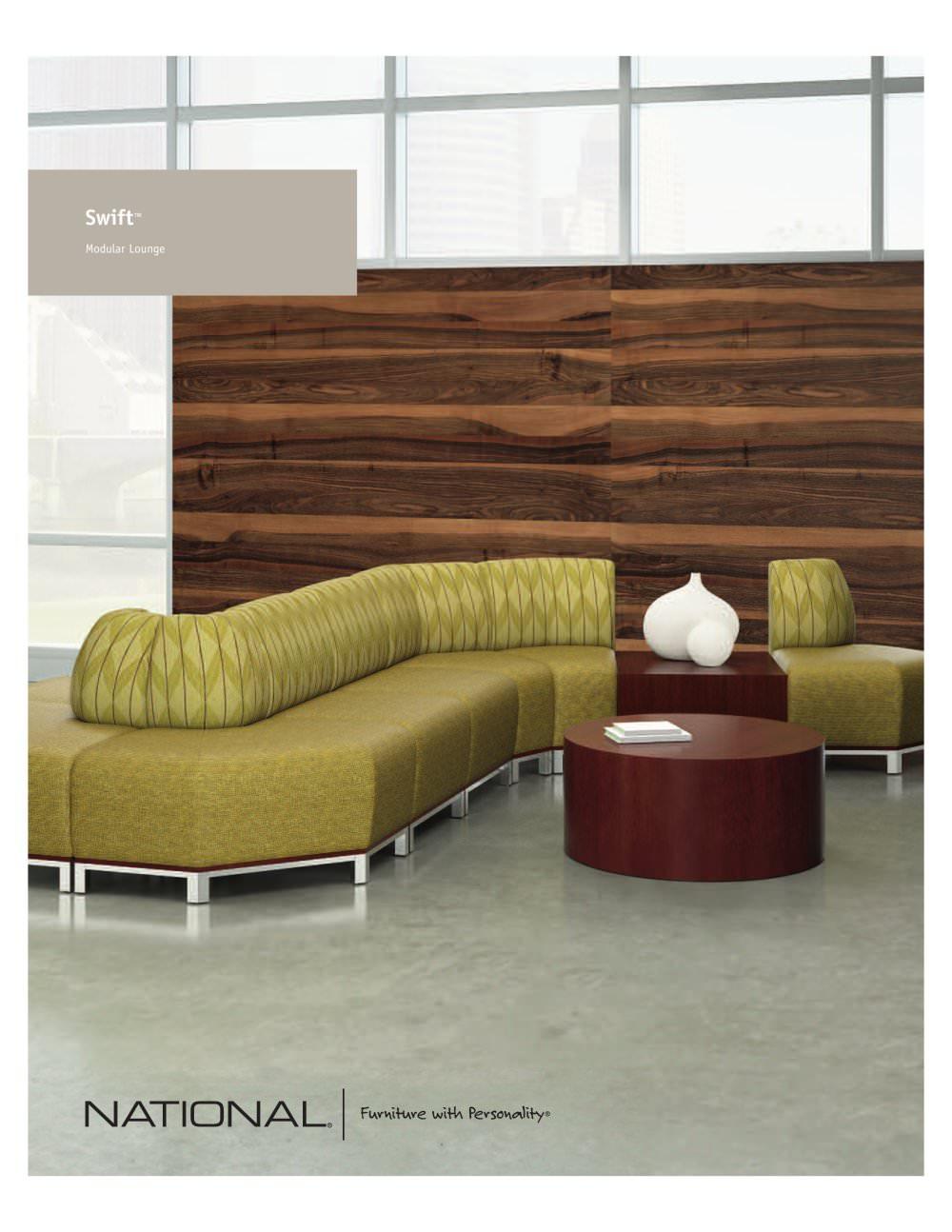 Swift Modular Lounge   1 / 12 Pages