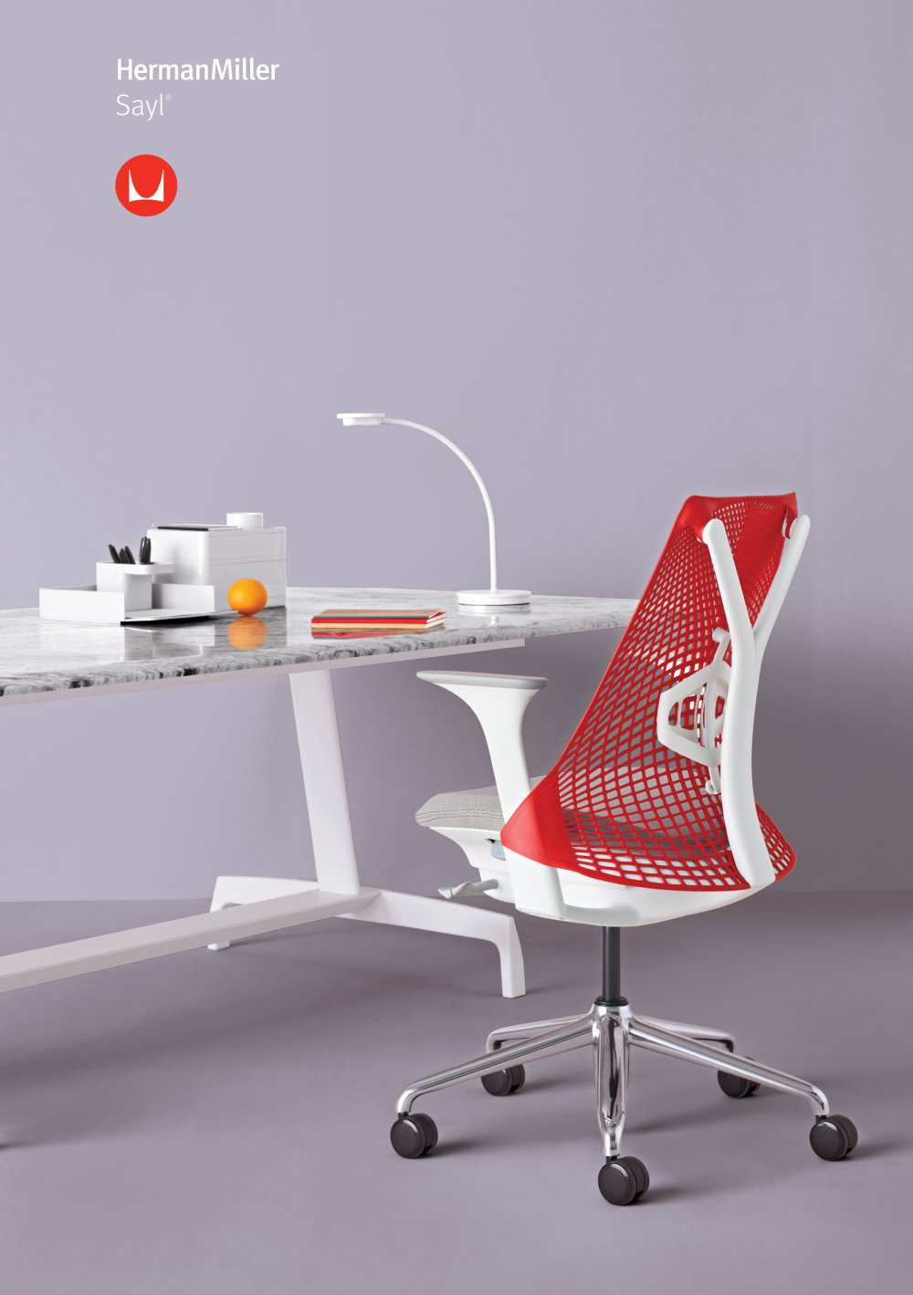 Sayl Chairs Brochure Herman Miller PDF Catalogue Technical - Sayl chair