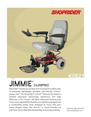 Jimmie - Shoprider - PDF Catalogs | Technical Documentation