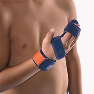 neuzeitliche fingerschiene ortopedia