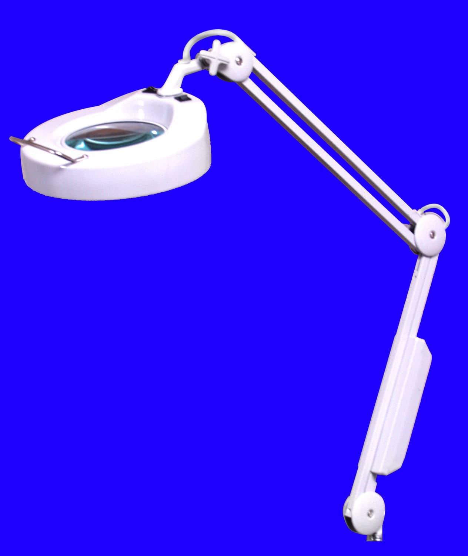 Lumin Ria Para L Mpada Fluorescente De Parede Com Haste Flex Vel