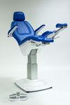 cadeira de exame de podologia / elétrica / de altura regulável / reclinável