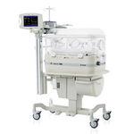 incubadora neonatal com rodízios / com monitor