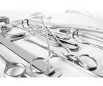 kit de instrumentos para cirurgia ortopédica / para cirurgia oftálmica / para cirurgia geral / para cirurgia ginecológica