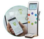 analisador de composição corporal por bioimpedância / por segmentação / para medição da massa gorda / com visor digital