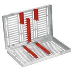 kit de instrumentos para elevação do seio maxilar