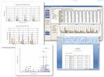 software de análise / de visualização / de criação de relatórios / de verificação