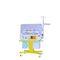 incubadora neonatal com rodíziosG1PT. FYROM INTERNATIONAL