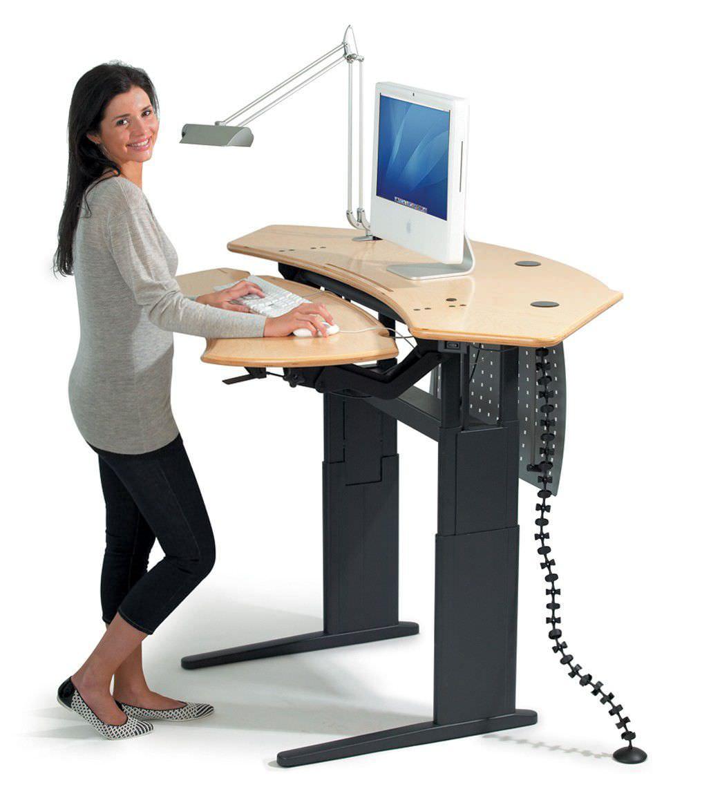 - Medical Computer Workstation - Flexo Corner - Biomorph PACS