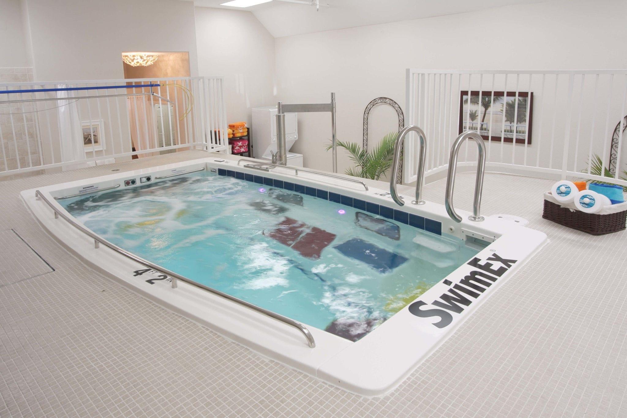 Rehabilitation swimming pool 500 T/500 OT SwimEx