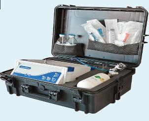 Autohemotherapy ozone therapy unit / transportable