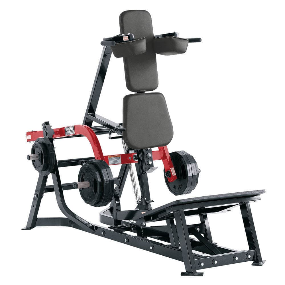 Squat gym station - Hammer Strength - Life Fitness