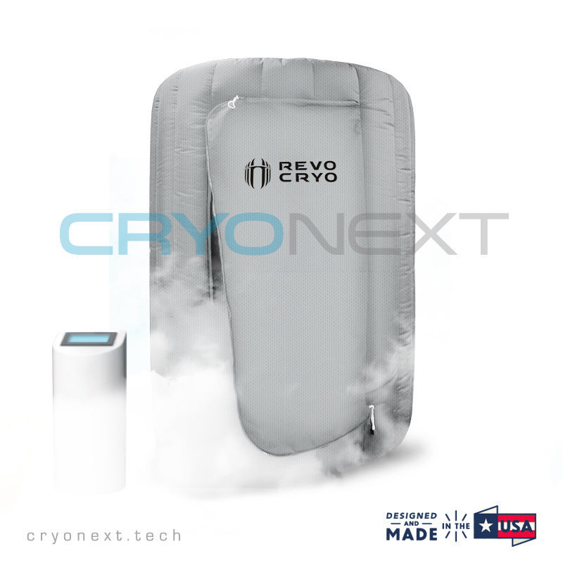 Cryotherapy chamber - RevoCryo™ - CryoNext