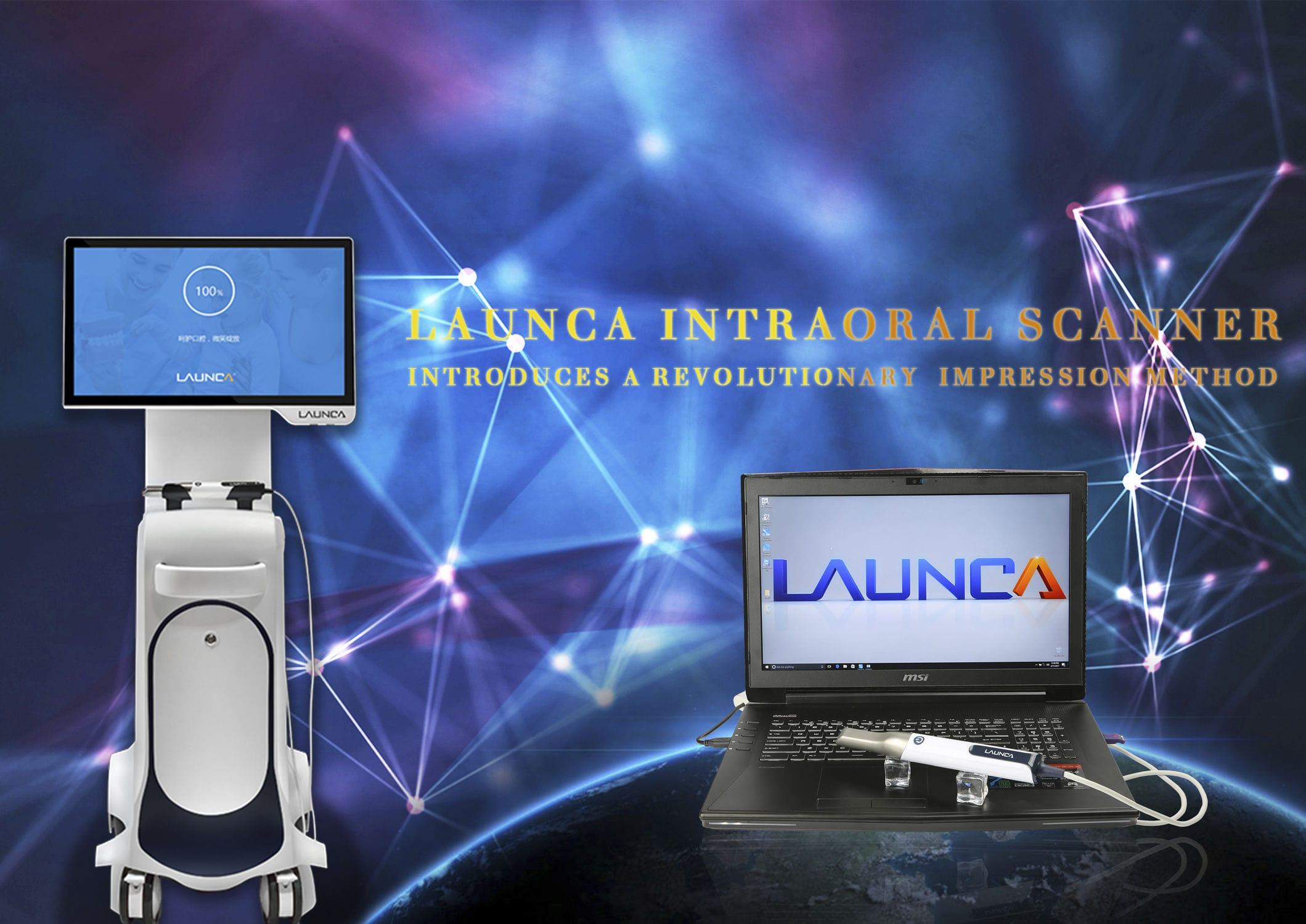 Intraoral CAD/CAM scanner / dental - DL-100 - Guangdong
