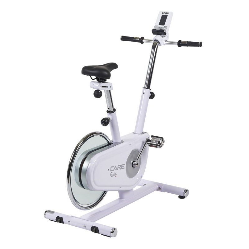 Exercise bike - FUSIO 2 - SMART - Care Fitness