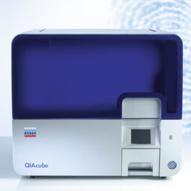 Forensic Sample Preparation System Qiacube Hid Qiagen Automatic Laboratory For Dna Purification
