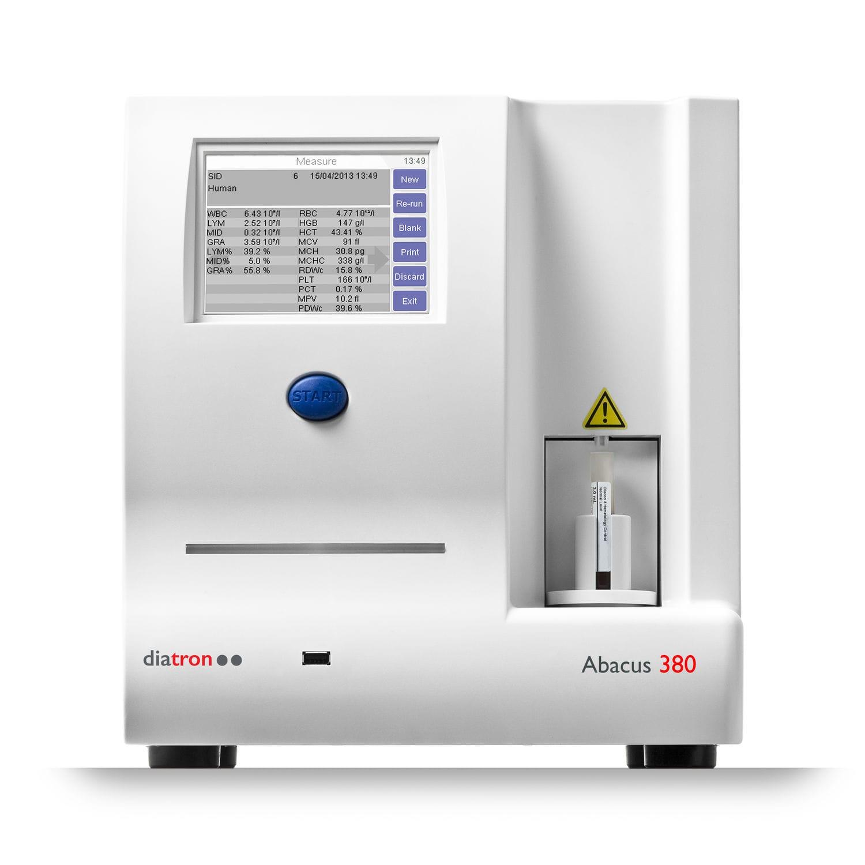 3-part differentiation hematology analyzer / 22-parameter