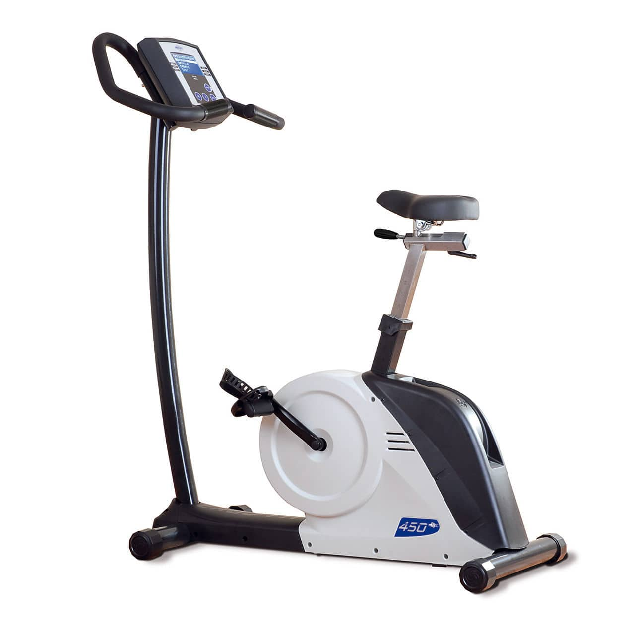 Ergometer exercise bike - CYCLE 400/500 HOME - ERGO-FIT
