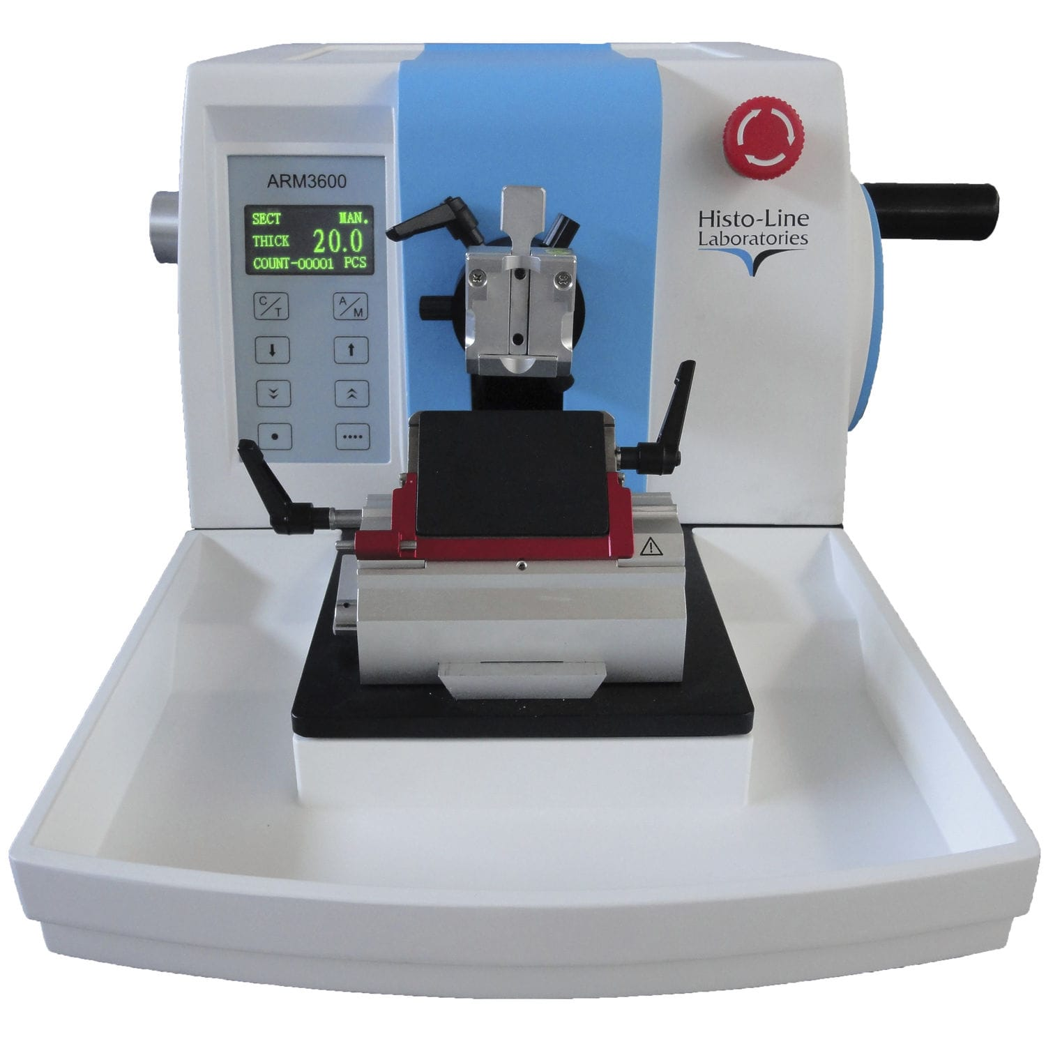 Rotary microtome - ARM 3600 - Histo-Line Laboratories - automatic