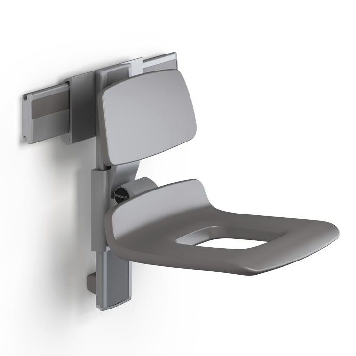 Awe Inspiring Shower Seat With Cutout Seat Wall Mounted Height Ocoug Best Dining Table And Chair Ideas Images Ocougorg