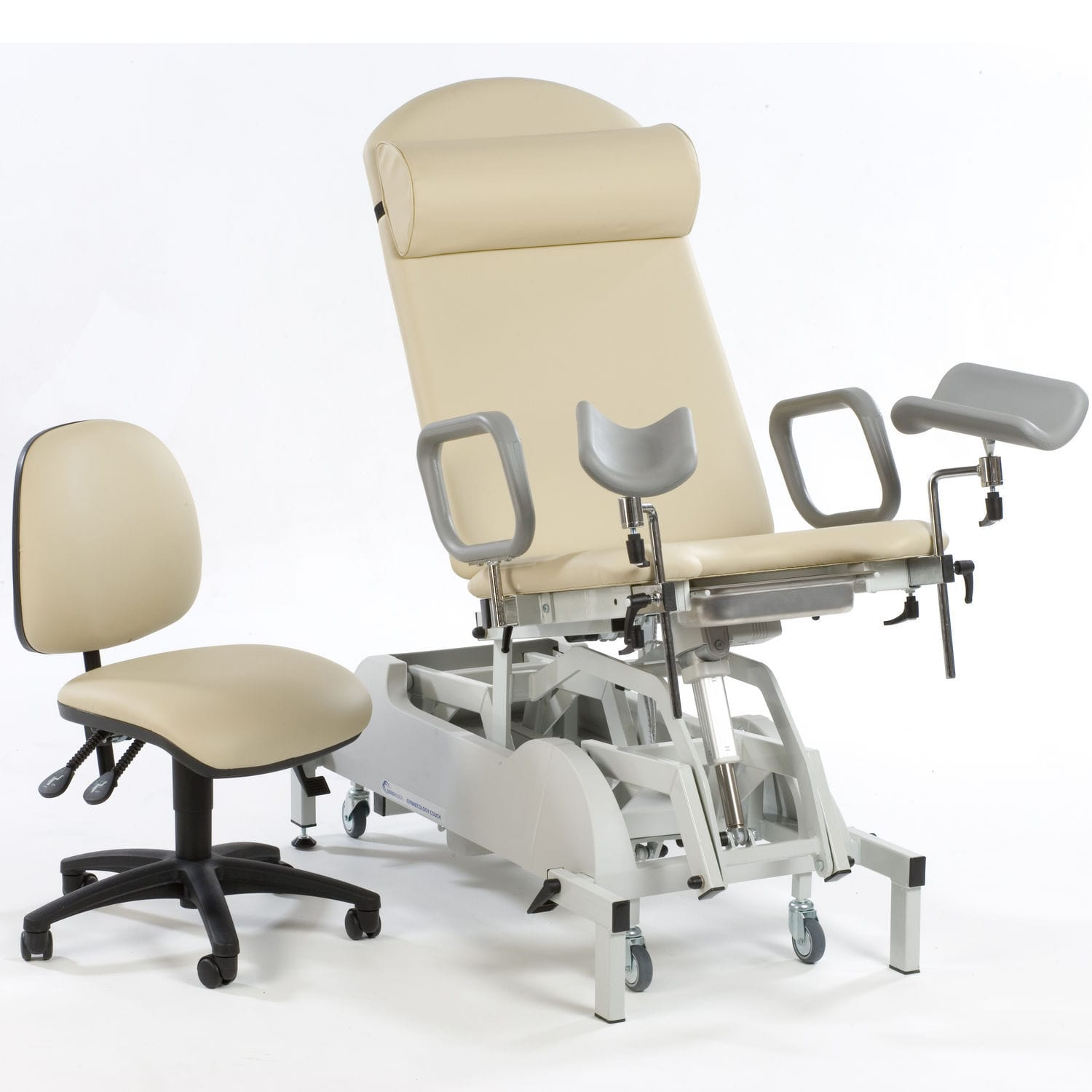 Excellent Gynecological Examination Couch Electric On Casters 2 Cjindustries Chair Design For Home Cjindustriesco