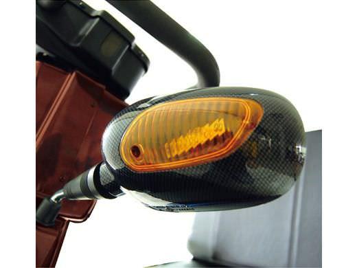 4-wheel electric scooter - SL4080 Malibu-4 - Sunpex Technology