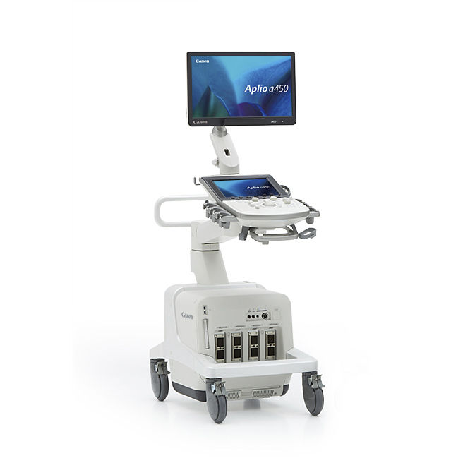 On-platform ultrasound system / for multipurpose ultrasound