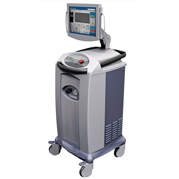 Cryosurgery unit on casters - CryoConsole - Medtronic