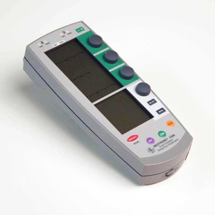 Temporary cardiac stimulator - 5388 - Medtronic