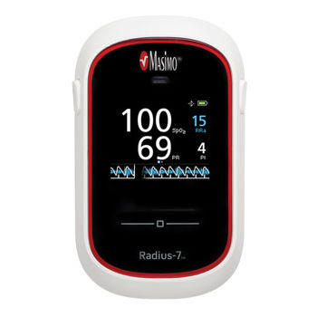 Respiratory rate patient monitor / SpO2 / intensive care