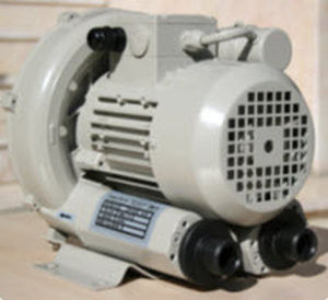 Dental vacuum pump / medical / oil-free / 2-workstation