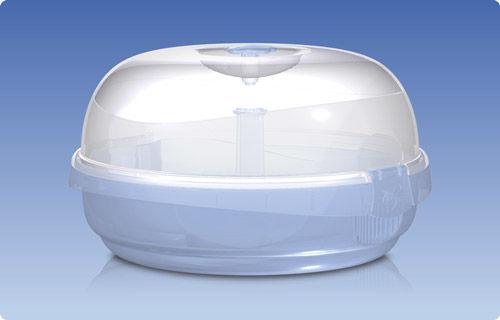 Microwave baby bottle sterilizer - Nuby