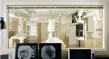 MRI window / RF-shielded - ClearShield® - ETS Lindgren