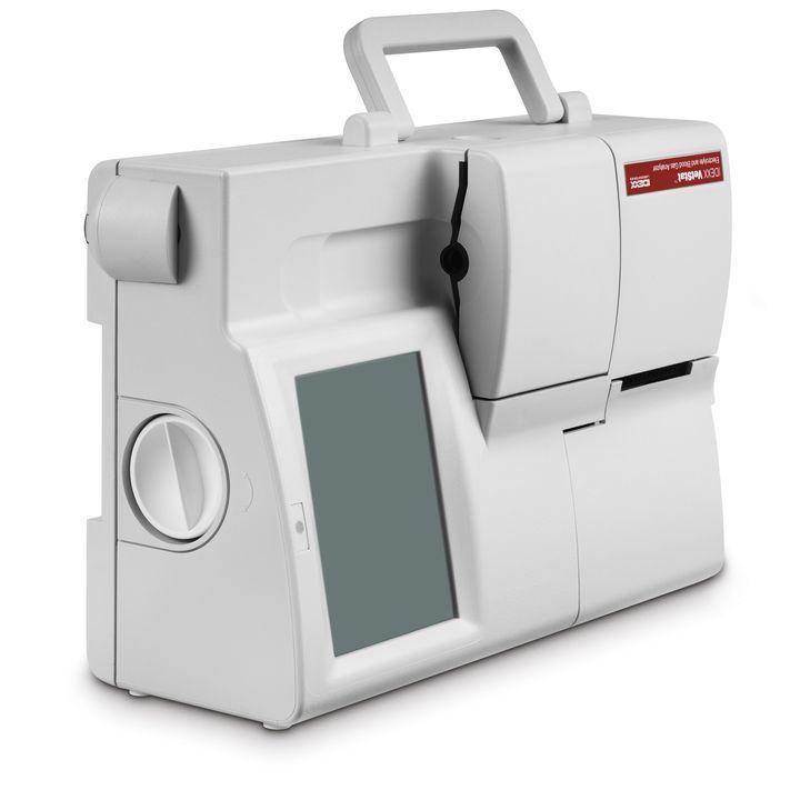 Blood gas analyzer with electrolyte analysis / veterinary