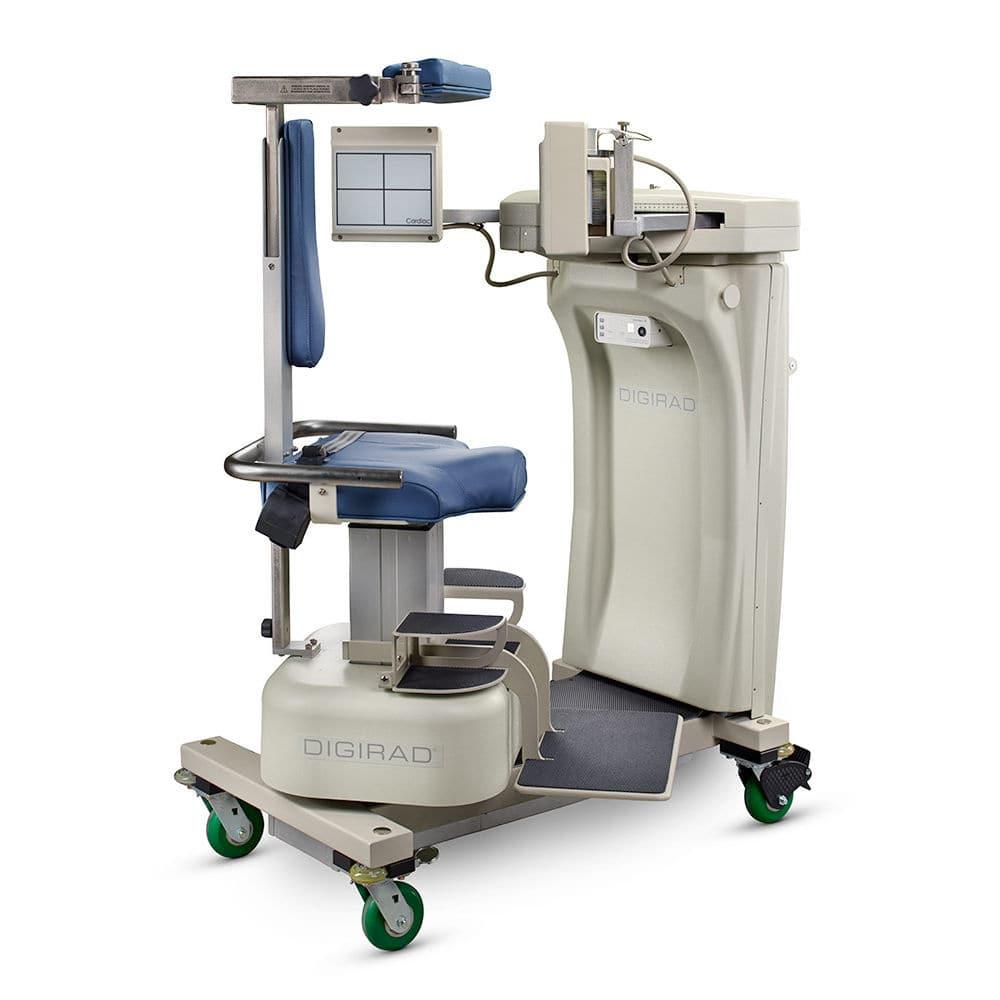SPECT Gamma camera - Cardius® 2 XPO - DIGIRAD - dual-dectector / for  cardiac scintigraphy