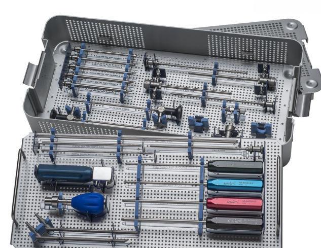 Hip arthroscopy instrument kit - AR-6575S - Arthrex