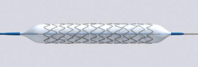 Coronary stent / cobalt-chromium / drug eluting - DESyne® BD