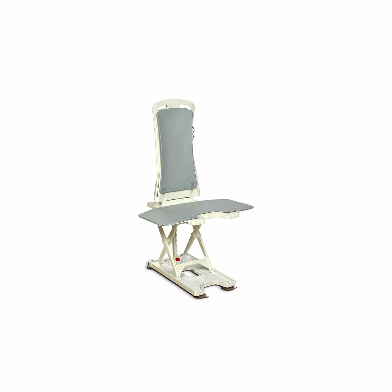 Magnificent Bath Seat With Backrest Reclining Height Adjustable Creativecarmelina Interior Chair Design Creativecarmelinacom