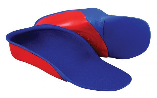 Orthopedic insole with transverse arch