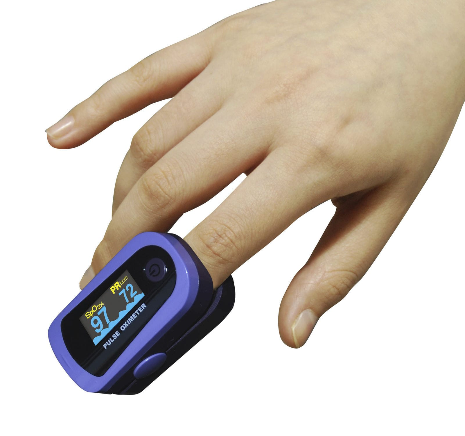 Compact pulse oximeter / pediatric - Essex Industries
