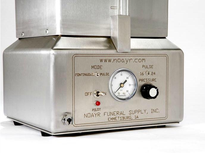 Embalming machine - JW-50 - Noayr Funeral Supply