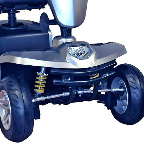 4-wheel electric scooter - KOMFY 8 - KYMCO Healthcare