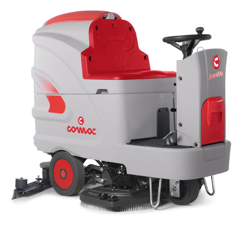 Ride On Scrubber Dryer Innova 100 B M Comac