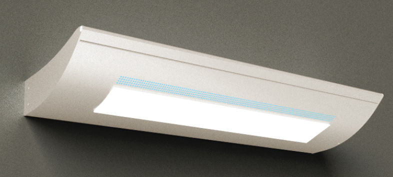 Healthcare Facility Wall Light Smp