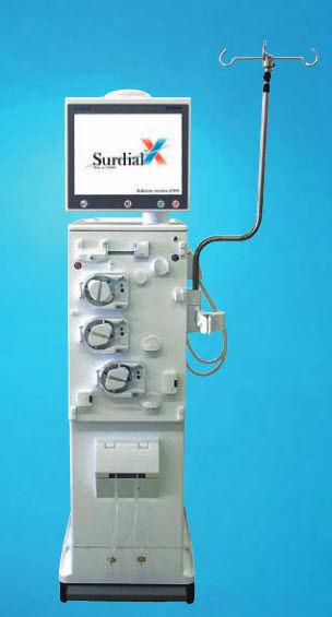 Mobile Hemodialysis Machine - Surdial-x - Nipro