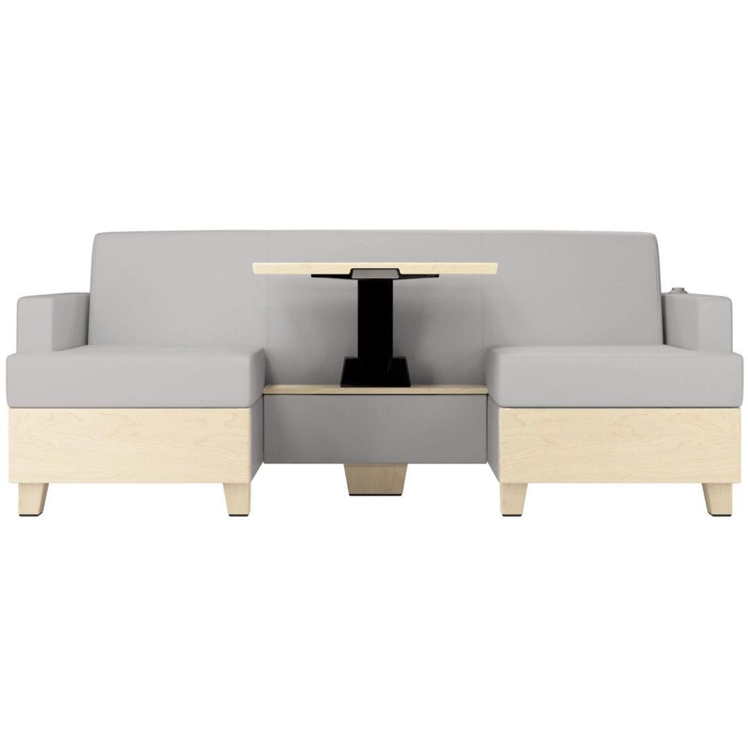 Peachy Patient Room Sofa Bed 2 Person 6226 6227 Series Wieland Interior Design Ideas Tzicisoteloinfo