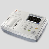 7-channel veterinary electrocardiograph